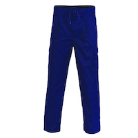 "POLYESTER COTTON ""3 IN 1"" CARGO PANTS"