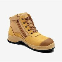 318 PU TPU LIGHTWEIGHT ZIP-SIDED SAFETY BOOTS