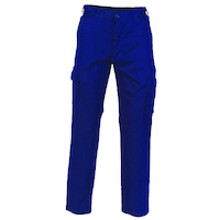 LADIES LW DRILL CARGO PANTS