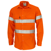 PATRON SAINT FLAME RETARDANT ARC RATED TAPED SHIRT WITH 3M F/R TAPE - L/S