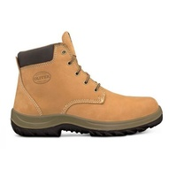 34-632P OLIVER WHEAT ANKLE HEIGHT LACE-UP WITH PENETRATION PROTECTION BOOTS