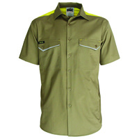 RIPSTOP COOL COTTON TRADIES SHIRT, S/S
