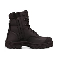 45-645Z 150MM ZIP-SIDE COMP TOE BOOTS