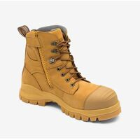 992 PUR SCUFF CAP ZIP-SIDED SAFETY BOOTS
