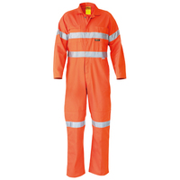 3M TAPED LIGHTWEIGHT HI VIS COVERALL