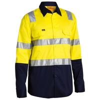 3M TAPED COOL LIGHTWEIGHT HI VIS LONG SLEEVE SHIRT
