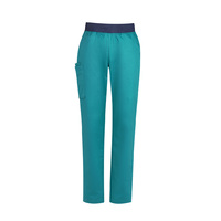 RILEY WOMENS STRAIGHT LEG SCRUB PANT