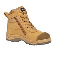 TRADIE SIDE ZIP 6CZ EH BOOTS