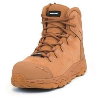 OCTANE ZIP SIDE SAFETY BOOTS