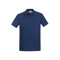 BYRON MENS JERSEY SS POLO