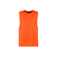 MENS HI VIS SLEEVELESS TSHIRT
