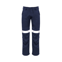 MENS TRADITIONAL STYLE TAPED FR WORK PANT